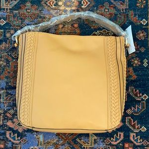 Just Fab Camel Tote